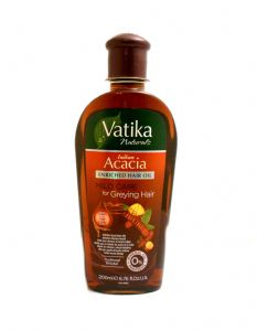 Dabur Vatika Indian Acacia [Shikakai] Enriched Hair Oil | Buy Online at the Asian Cookshop